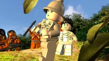 7 ЛУЧШИХ ПАСХАЛОК В LEGO ИГРАХ (Easter Eggs / Пасхалки)