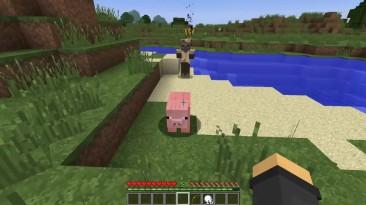 Как пройти Minecraft никого не убив?