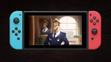Юмористический триллер The Innsmouth Case вышел на Nintendo Switch