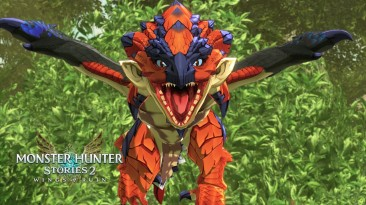 Monster Hunter Stories 2: Wings of Ruin выйдет на Switch и ПК в июле
