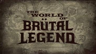 """Brutal Legend """"The World of Brutal Legend Featurette"""""""
