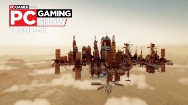 Воздушные города в новом трейлере стратегии Airborne Kingdom