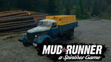"""Spintires: MudRunner """"Мод ЗиЛ 164"""""""