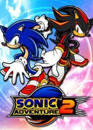 Обложка игры Sonic Adventure 2