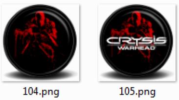 """Crysis Warhead """"Иконки"""""""