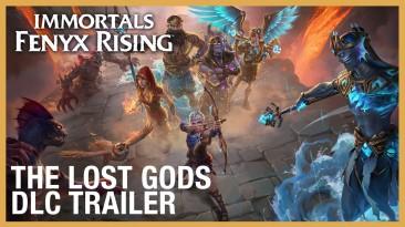 """Для Immortals Fenyx Rising вышло DLC """"Затерянные боги"""" с новым игровым процессом с видом сверху вниз"""