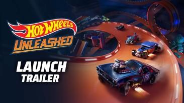 Релизный трейлер Hot Wheels Unleashed
