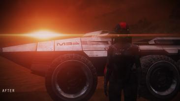 "Mass Effect Legendary Edition ""Решейд - В космос"""