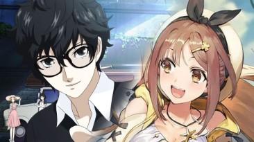 Продажи Atelier Ryza составили 420 000 копий, а Persona 5 Scramble может выйти на западе