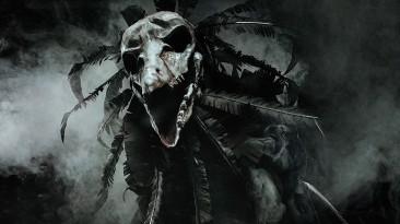 Косплей Вальравна из Hellblade: Senua's Sacrifice