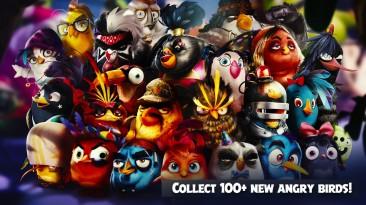 На Android уже доступна ролевая игра Angry Birds Evolution от Rovio