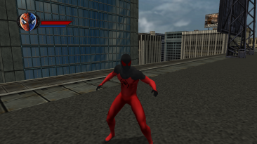 "Spider-Man: The Movie Game ""Новый Скарлет Спайдер"""