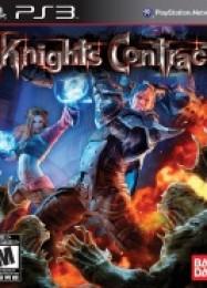 Обложка игры Knights Contract