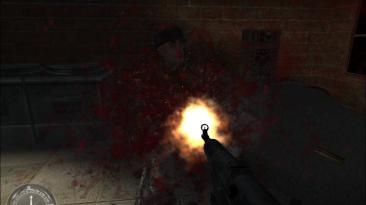 "Call of Duty ""Blood Mod 3.0"""
