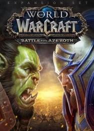 Обложка игры World of Warcraft: Battle for Azeroth