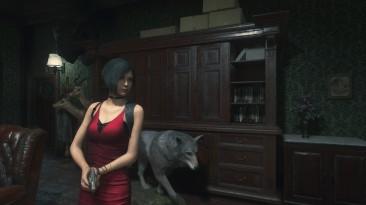 "Resident Evil 2 ""Ада Вонг замет костюм Elza"""