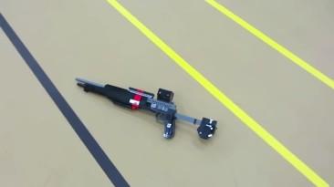 """Borderlands 2 """"Дробовик, выполненный из блоков LEGO"""""""