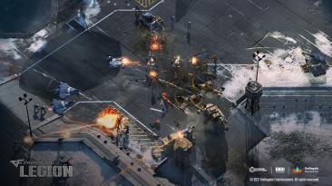 Crossfire: Legion - это классическая стратегия в реальном времени, разработанная создателями Homeworld 3