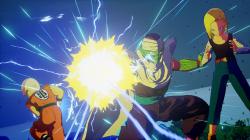 Новые скриншоты демонстрируют битвы с толпой и многое другое в Dragon Ball Z Kakarot A New Power Awakens - Part 2