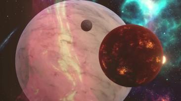 Galaxy in Turmoil - первый трейлер на движке игры