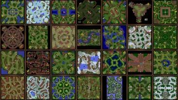 """Armies of Exigo """"Collection of Fan Maps for Exigo"""""""