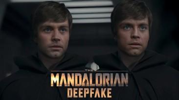 "LucasFilm взяла на работу автора дипфейка с лицом Люка Скайуокера в финале ""Мандалорца"""
