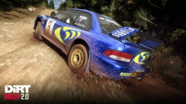 DiRT Rally 2.0 - DLC Colin McRae: FLAT OUT Pack Выйдет 24 марта