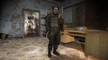 "S.T.A.L.K.E.R.: Call of Pripyat ""Новые текстуры для военнных [XT_Vadum,MrStalkerHacker]"""