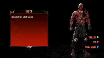 "Mortal Kombat ""Quan Chi Flesh Mod"""