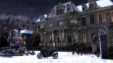 "Elder Scrolls 5: Skyrim ""Winter Wayne Manor"""