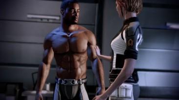 """Из Mass Effect 2 вырезали гомосексуальный роман и сцену-оммаж """"Горбатой горе"""""""