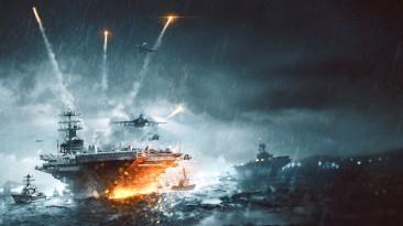 Дополнение Naval Strike для Battlefield 4 стало бесплатным на всех платформах