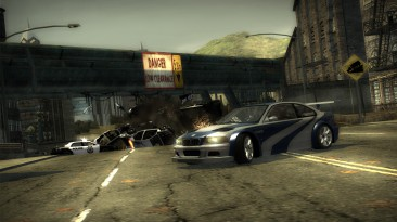 """Need for Speed: Most Wanted """"Return of Roger для мода BCM v1.1"""""""