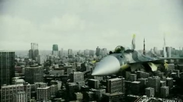 "Ace Combat: Assault Horizon ""Tokyo Map DLC Teaser"""