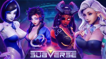 Новый трейлер эротической игры Subverse