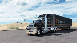 "American Truck Simulator ""MACK Pinnacle CHU613 v2.5 (1.39.x)"""
