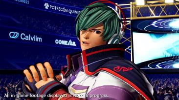 Художник The King of Fighters XV поделился подробностями о дизайне главного героя Шунъэй