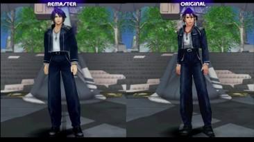 Сравнение графики FF VIII Remastered между Switch и оригинальной игрой