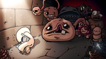 The Binding of Isaac слегка оттягивает рандеву со Switch, зато на встречу придёт с новым буклетом