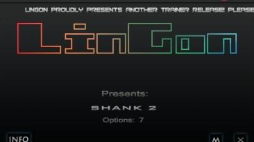Shank 2: Трейнер/Trainer (+7) [Update 1] {LinGon}