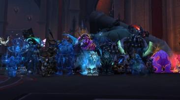 15 друидов-медведей в World of Warcraft: Shadowlands прошли сложный рейд