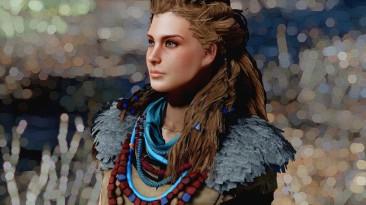 Элой из Horizon Zero Dawn появилась в Fallout 4 благодаря моду