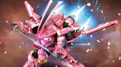 Новая фигурка меха из Sakura Wars в виде пластикового модельного набора