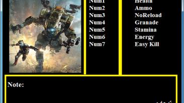 Titanfall 2: Трейнер/Trainer (+7) [2.0.11.0] {Abolfazl.k}