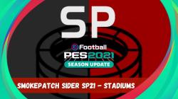 """PES 2021 """"Сервер-Стадионов для SP21"""""""