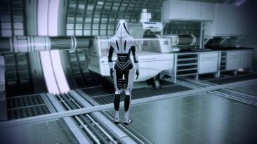 "Mass Effect 2 ""костюм Касуми(3 типа) или Миранды(3 типа) для Шепарда"""