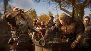 Сюжетный трейлер Assassin's Creed: Valhalla