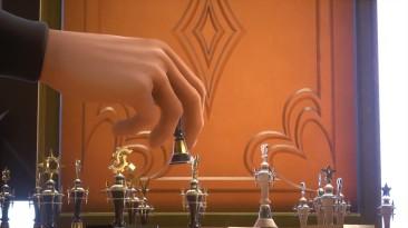 Первый 16 минут Kingdom Hearts 3
