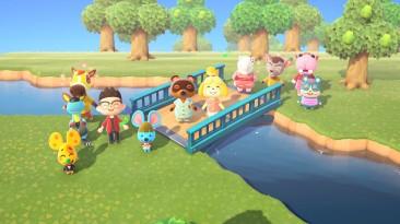 Датамайнеры нашли в летнем апдейте Animal Crossing: New Horizons упоминания о переносе ивентов и много другое