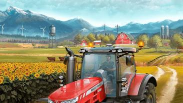 Farming Simulator 17: Сохранение/SaveGame (Карта: Сосновка)